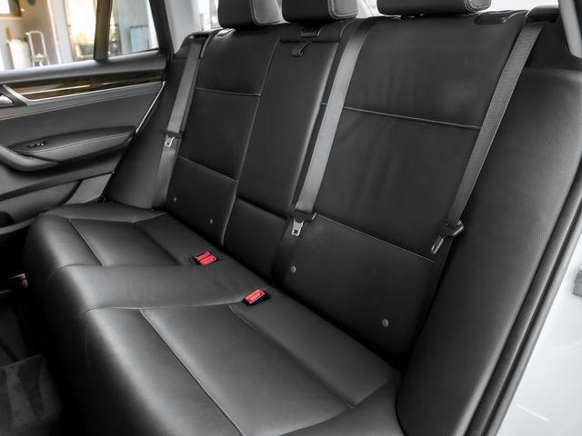 2016 BMW X3 sDrive28i Burbank, CA 13