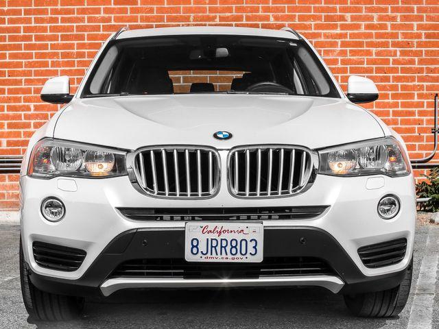 2016 BMW X3 sDrive28i Burbank, CA 2