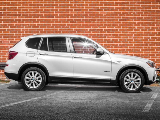 2016 BMW X3 sDrive28i Burbank, CA 3