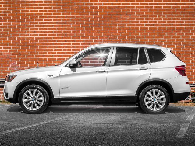 2016 BMW X3 sDrive28i Burbank, CA 4