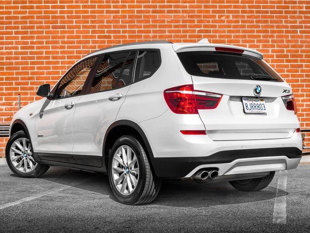 2016 BMW X3 sDrive28i Burbank, CA 6