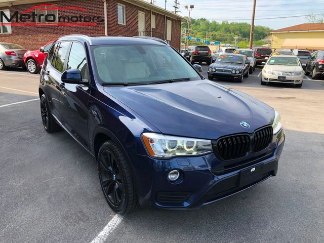 2016 BMW X3 sDrive28i AWD Knoxville , Tennessee