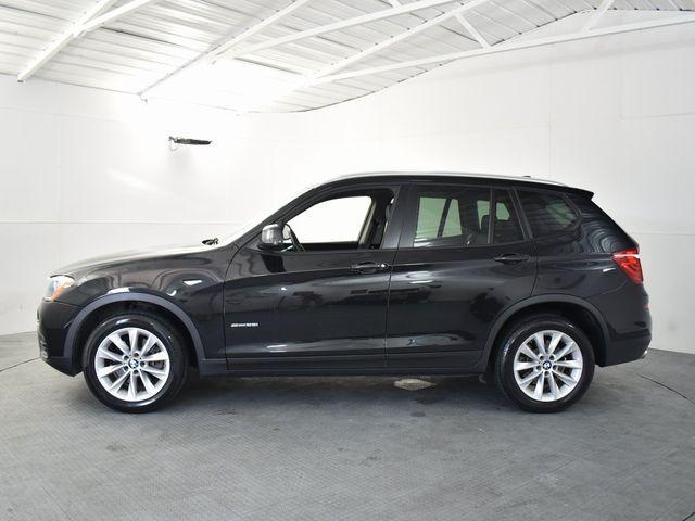 2016 BMW X3 sDrive28i sDrive28i