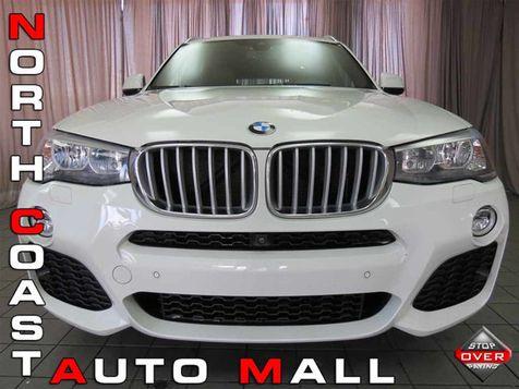 2016 BMW X3 xDrive28d xDrive28d in Akron, OH