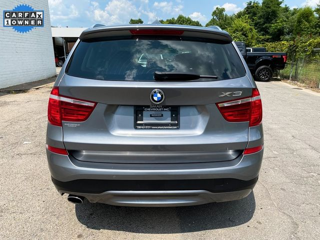 2016 BMW X3 xDrive28d xDrive28d Madison, NC 2