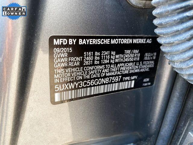 2016 BMW X3 xDrive28d xDrive28d Madison, NC 43