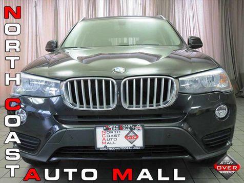 2016 BMW X3 xDrive28i xDrive28i in Akron, OH