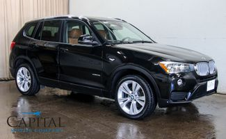 2016 BMW X3 xDrive28i AWD w/Navigation, 360º Surround in Eau Claire, Wisconsin