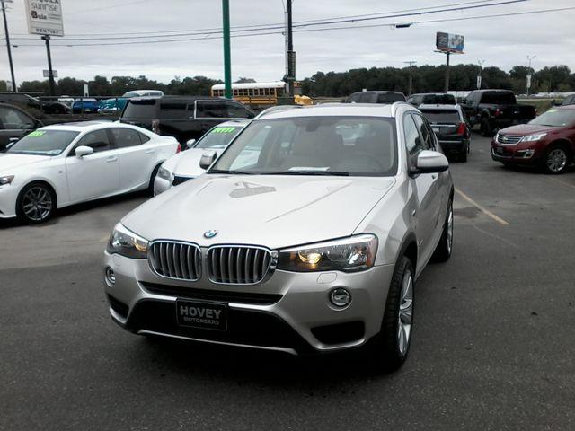 2016 BMW X3 xDrive28i Boerne, Texas 1