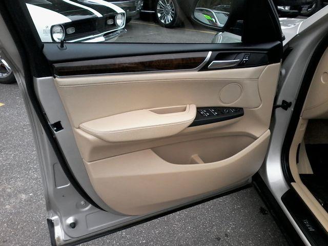 2016 BMW X3 xDrive28i Boerne, Texas 19