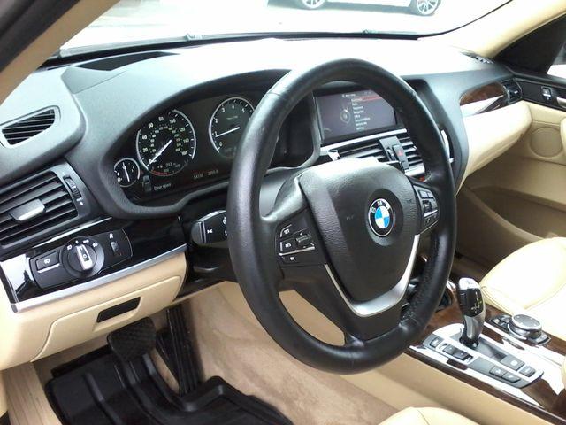 2016 BMW X3 xDrive28i Boerne, Texas 21