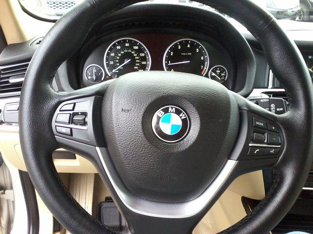 2016 BMW X3 xDrive28i Boerne, Texas 22