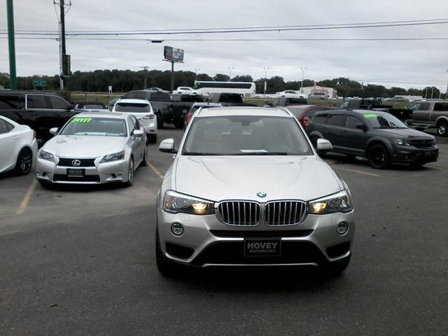 2016 BMW X3 xDrive28i Boerne, Texas 2