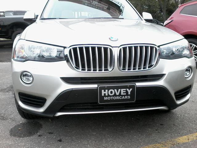 2016 BMW X3 xDrive28i Boerne, Texas 8