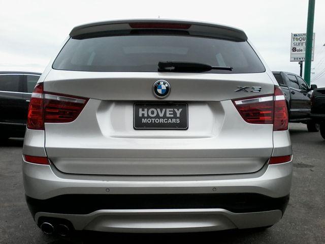 2016 BMW X3 xDrive28i Boerne, Texas 9