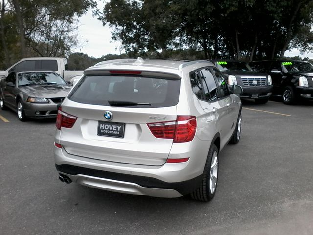 2016 BMW X3 xDrive28i Boerne, Texas 5