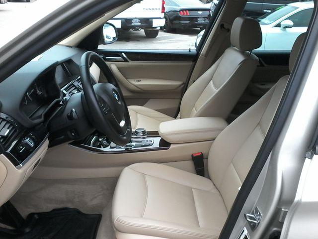 2016 BMW X3 xDrive28i Boerne, Texas 12