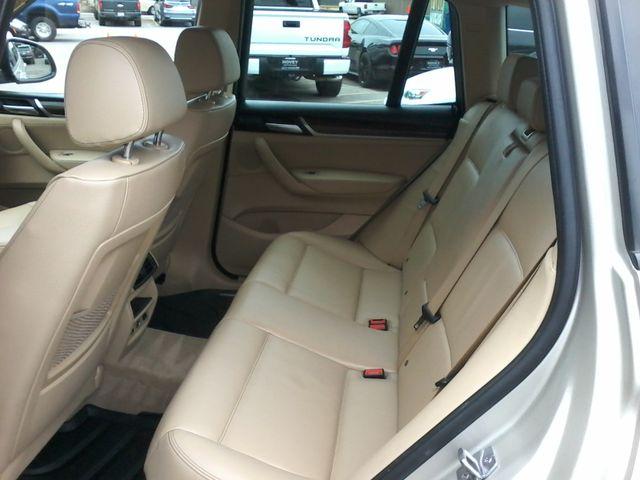 2016 BMW X3 xDrive28i Boerne, Texas 13