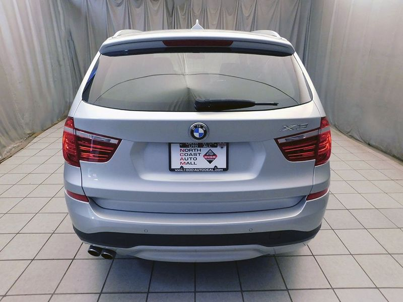 2016 BMW X3 xDrive28i xDrive28i  city Ohio  North Coast Auto Mall of Cleveland  in Cleveland, Ohio