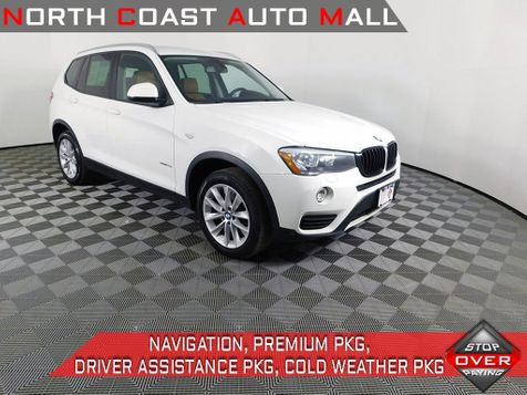 2016 BMW X3 xDrive28i xDrive28i in Cleveland, Ohio