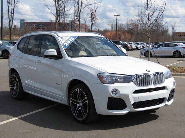 2016 BMW X3 xDrive28i xDrive28i