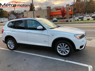 2016 BMW X3 xDrive28i Knoxville , Tennessee 1