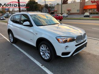 2016 BMW X3 xDrive28i Knoxville , Tennessee 0