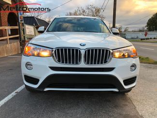 2016 BMW X3 xDrive28i Knoxville , Tennessee 3