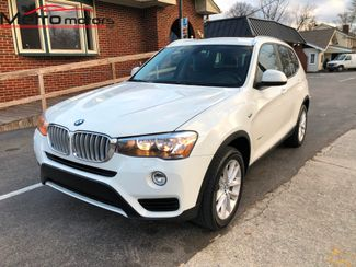 2016 BMW X3 xDrive28i Knoxville , Tennessee 7