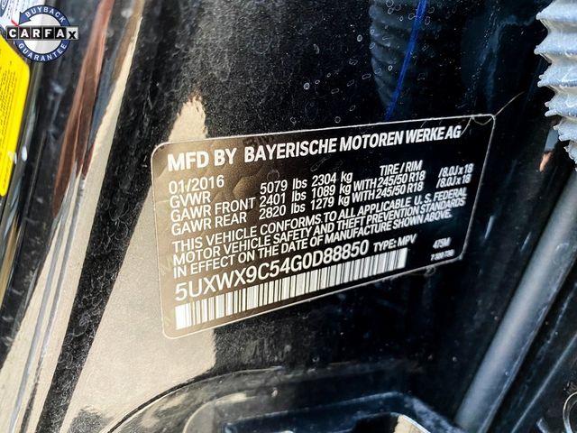 2016 BMW X3 xDrive28i xDrive28i Madison, NC 41