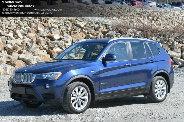 2016 BMW X3 xDrive28i Naugatuck, Connecticut