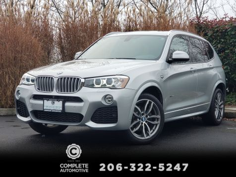 2016 BMW X3 xDrive28i M Sport Driving Assist Cold Weather Lighting Pkgs in Seattle