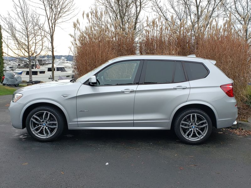 2016 BMW X3 xDrive28i M Sport Driving Assist Cold Weather Lighting Pkgs  city Washington  Complete Automotive  in Seattle, Washington