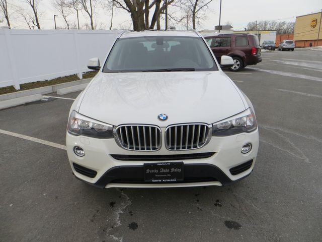 2016 BMW X3 xDrive28i Watertown, Massachusetts 1