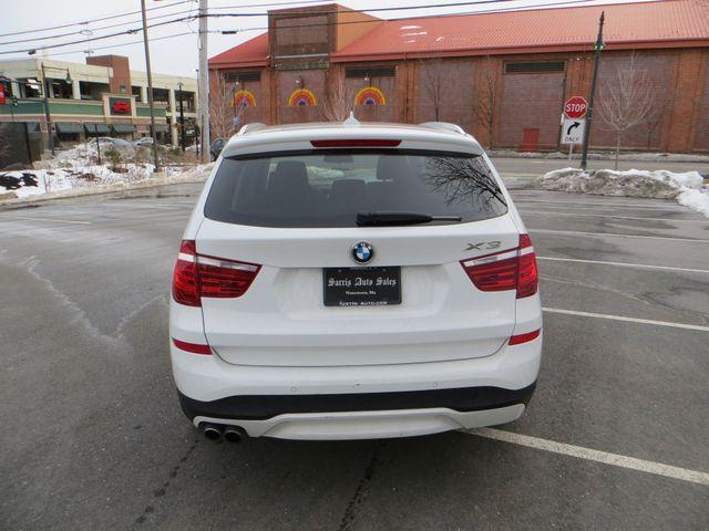 2016 BMW X3 xDrive28i Watertown, Massachusetts 4