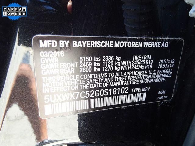 2016 BMW X3 xDrive35i xDrive35i Madison, NC 56