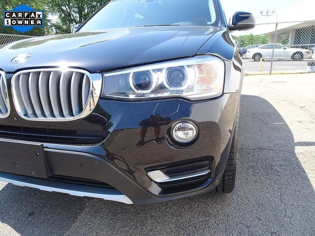 2016 BMW X3 xDrive35i xDrive35i Madison, NC 9