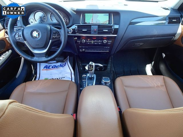2016 BMW X3 xDrive35i xDrive35i Madison, NC 42