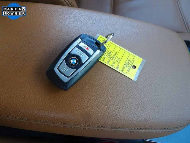 2016 BMW X3 xDrive35i xDrive35i Madison, NC 53