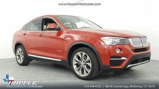 2016 BMW X4 xDrive28i in McKinney, Texas 75070