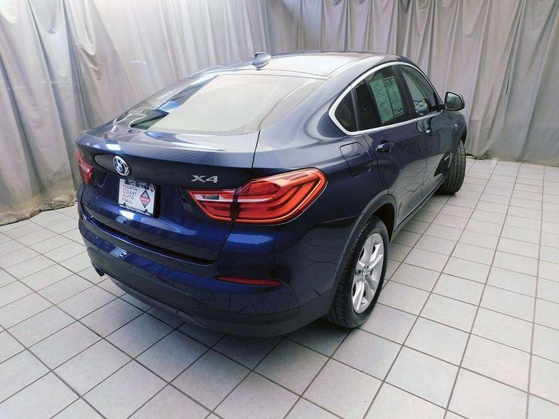 2016 BMW X4 xDrive28i xDrive28i  city Ohio  North Coast Auto Mall of Cleveland  in Cleveland, Ohio