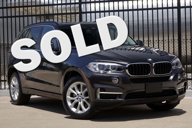 2016 BMW X5 sDrive35i * 1-OWNER * Driver Assistance Plus * H/K Plano, Texas