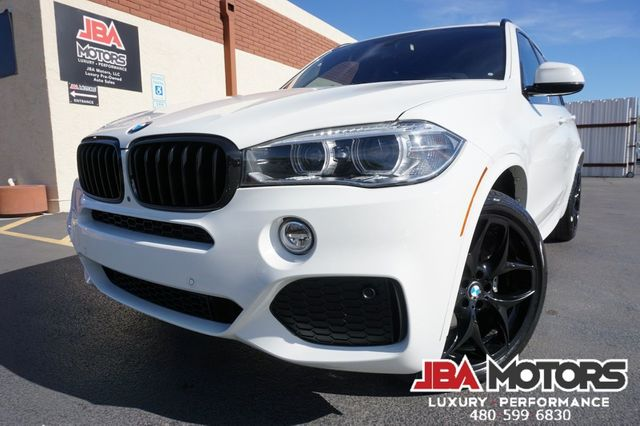2016 BMW X5 sDrive35i sDrive35i M Sport Package $68k MSRP