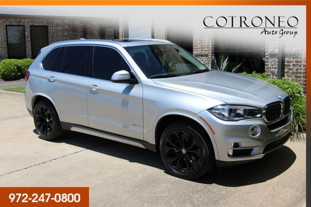 2016 BMW X5 xDrive35d Luxury