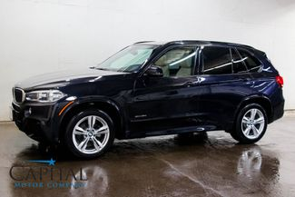 2016 BMW X5 xDrive35i AWD M-Sport with Head-Up Display, in Eau Claire, Wisconsin