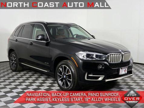 2016 BMW X5 xDrive35i xDrive35i in Cleveland, Ohio