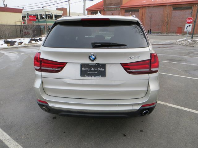 2016 BMW X5 xDrive35i Watertown, Massachusetts 4