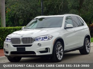 2016 BMW X5 xDrive50i AWD in West Palm Beach, Florida 33411