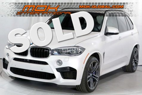 2016 BMW X5M  - Executive pkg - Driving Assistance Plus in Los Angeles