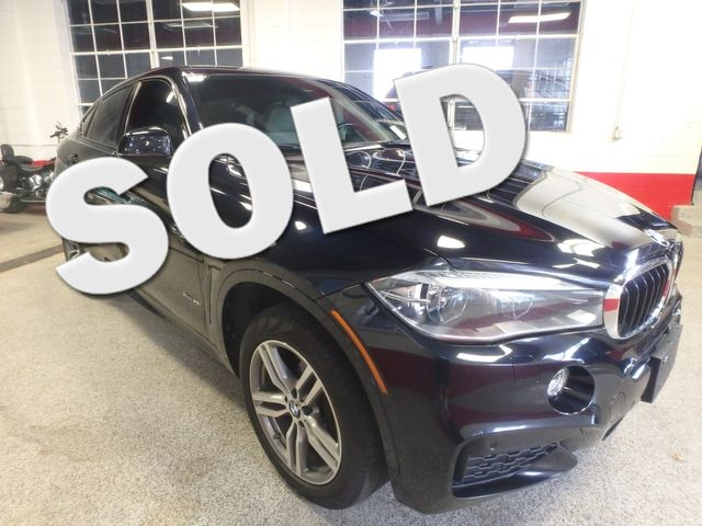 2016 Bmw X6! M Sport Pkg, LOADED, TIGHT AND  STUNNING!~ Saint Louis Park, MN